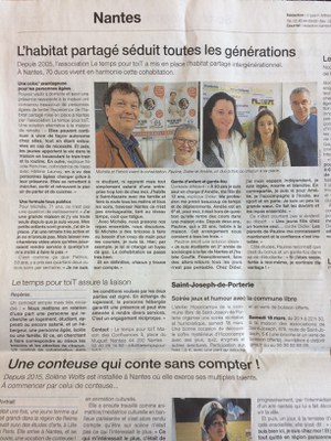 Ouest France - 7 mars 2017